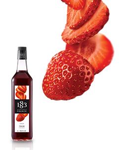1883草莓果露